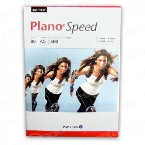 Plano speed A3